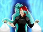 Fanart- Mass Effect by Drawthulu