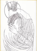 WIP- Vicar Amelia by Drawthulu