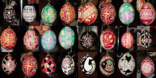 Eggies by MissMinda