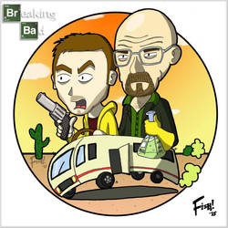 Breaking Bad by Yorokei