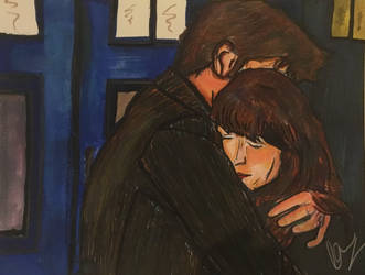 Goodbye, my Sarah Jane. by detectivecaz