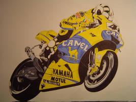 Yamaha SBK by PIKEO