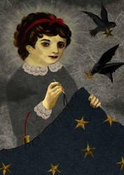 The Starry Blanket by EyeBallPingPongPro
