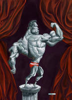 Arnold Schwarzenegger 2 by juarezricci