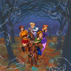 Scooby_Doo by juarezricci