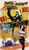 Faster Pussycat KILL KILL by juarezricci