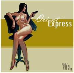 Orient Express by juarezricci