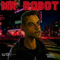 Mr Robot by juarezricci