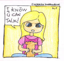 Talk by nikki2290