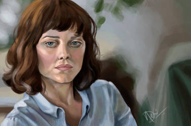 Mal Cobb (Marion Cottilard) by nikki2290