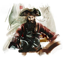 Blackbeard by Changinghand