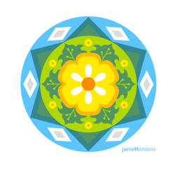 Mandala by JarrettOnions