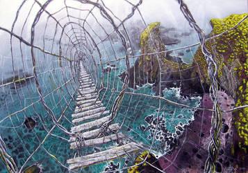 Spiders bridge by montiljo