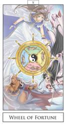 The Wheel of Fortune by DeniseSJones