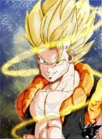 Gogeta Remastered by Nanaki-angel23