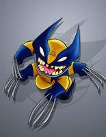 Stitch AKA Wolverine by Nanaki-angel23