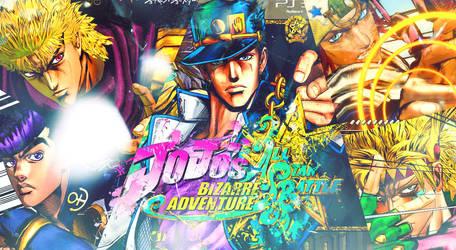 JoJo's Bizzare Adventure by doppleganger22