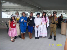 APH at Kawaii Kon 2012: Hetalia Cosplayers by MCR-DeathShadowCat