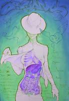 Organs x ray by DaawwW