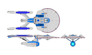 USS Missouri Refit by nichodo