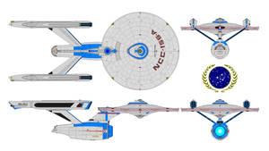 USS Venture A by nichodo