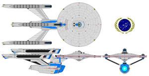 Concordia class Dreadnought by nichodo