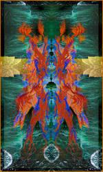 Birds of Paradise by Myronavitch
