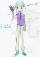 OC- Gakku by AnimeRascal