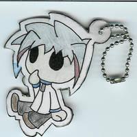 Yarou Keychain + Bookmark by AnimeRascal