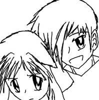 Siblings by AnimeRascal