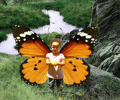 My Lil Fairy by EmeraldTokyo