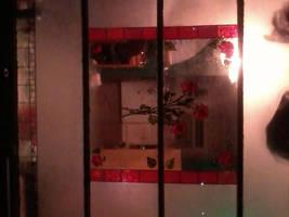 Rose Window WIP by EmeraldTokyo