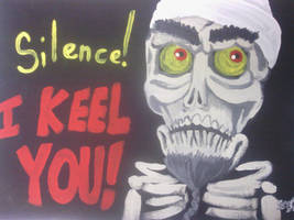 Achmed The Dead Terrorist - SOLD by EmeraldTokyo