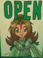 Emerald Angel Studios Open by EmeraldTokyo