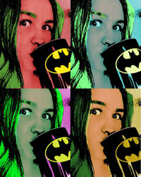 Warhol Style Chrissy by EmeraldTokyo