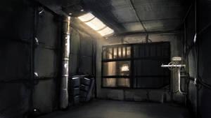 Pressure Control Room - Speedpainting by SoldatNordsken
