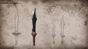 Sword Concept Art by SoldatNordsken