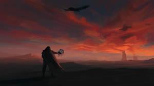 Prince of Ravens Speedpainting by SoldatNordsken