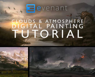 Painting Clouds And Atmosphere Tutorial by SoldatNordsken