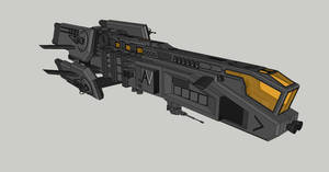 Pixel-Pencil's ship Militarized by spyderrock48