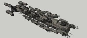 Lofn Class Light Jump Carrier by spyderrock48