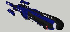 Police Interceptor by spyderrock48