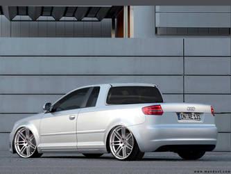 A3 Pick-Up by fabiolima-designer