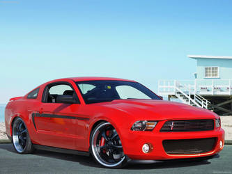 Ford mustang by fabiolima-designer
