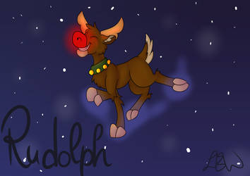 Rudolph by PonyCrown