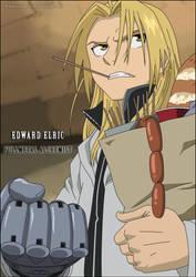 I'm ready --- Edward Elric by Timagirl