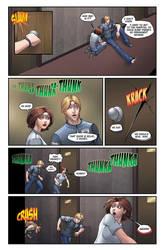 Sin of Omniscience #2 Page 4 by DStPierre