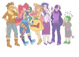 Party Tiem by zombieskully