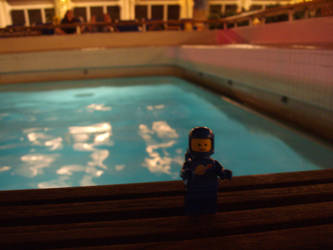 The Pool - LSMC 6 by ForlornCreature