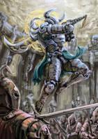 Berserker  Knight by AndyND